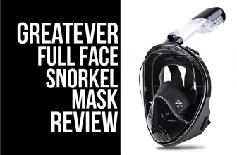 Greatever Snorkel Mask Review (Full Face Mask)