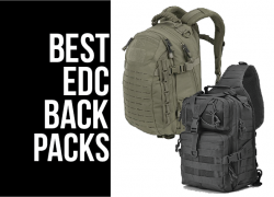 Best EDC Backpacks (Day pack, Tactical & Bug-Out Bag)