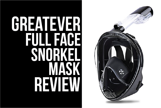 full face snorkel review