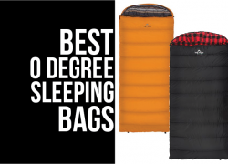 Best 0-Degree Sleeping Bags in 2018
