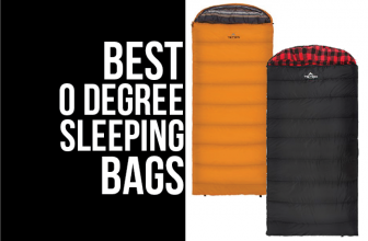 Best 0 Degree Sleeping Bag in 2018 – 2019 (Updated)