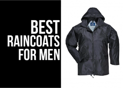Best Raincoats for Men in 2018
