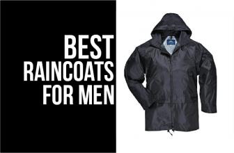 Best Raincoats for Men in 2018