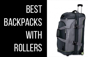 Best Backpacks with Rollers