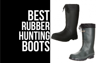 Best Rubber Hunting Boots in 2018