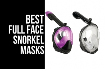 Best Full Face Snorkel Mask for Traveling in 2018