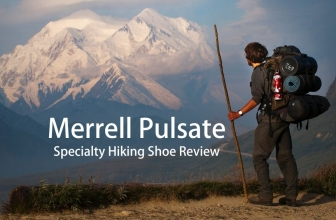Merrell Pulsate 2 Waterproof Hiking Shoes Review
