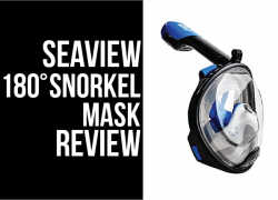 Seaview 180° Snorkel Mask Review (Really the Best Full Face Snorkel?)