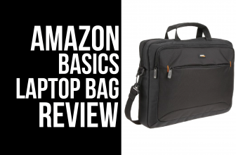 AmazonBasics Laptop Bag Review