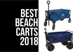 The Best Beach Carts in 2018