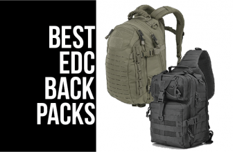 10 Best Small EDC Backpacks for 2021 (Day pack, Tactical & Bug-Out Bags)
