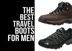 20 Best Travel Shoes for Men in 2018 (Hiking | Climbing | Trail)