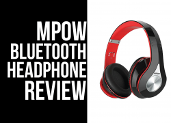 MPow Bluetooth Headphones Review