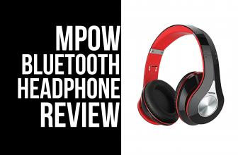 MPow Bluetooth Headphones Review