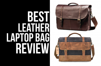 Best Leather Laptop Bag Reviews