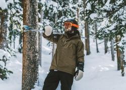 Ski Helmet Headphones   Bluetooth & Wired Headsets