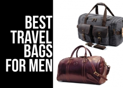 10 Best Travel Bags for Men 2021 (Duffel | Carry On | Small | Weekender | Overnight)
