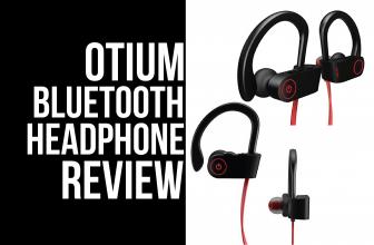 Otium Bluetooth Headphones Review