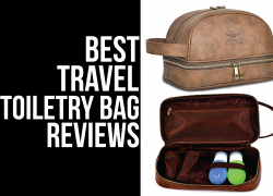 Best Travel Toiletry Bag Reviews