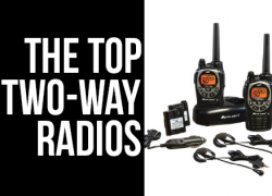 Top Two-Way Radio Walkie Talkie in 2018