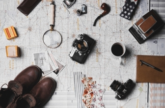 Traveling Essentials | Must-Haves For Your Travel Checklist in 2021